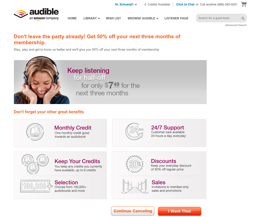 Nov 23, · Shop with Audible Promo Code, Save with Anycodes. Smart customers would never pay full price. Glad to see the SMART YOU find us, AnyCodes. We provide a wide range of offers including online promo codes & deals, promotions & sales, and in-store printable coupons.